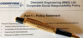 Sustainable Corporate and Social Responsibility